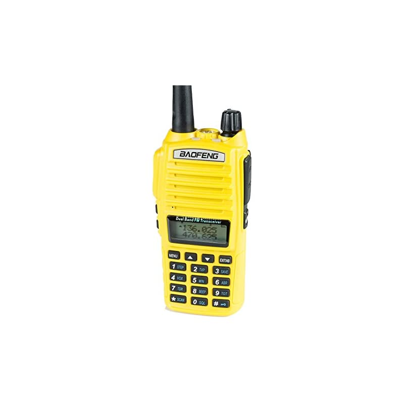 BaoFeng UV-82HP (Yellow) High Power Dual