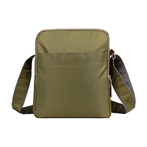 Men's Aire Vertical Viaje Shoulder al Nylon Tablet Ocio Impermeable Bag Bag de de Juventud Cloth Mochila Bolsas iPad Libre Pequeña hombro Messenger ZQ f6xWPItqv