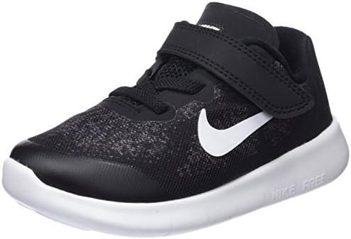 Nike Unisex Babies' Free RN 2017 (TDV) Low Top Sneakers