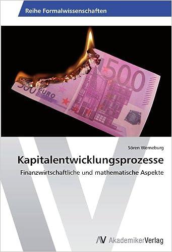 Kapitalentwicklungsprozesse: Finanzwirtschaftliche und mathematische Aspekte (German Edition)