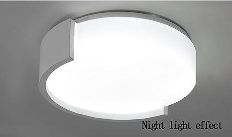 Plafoniera Led Da Soffitto : Qmzb plafoniera led rotonda lampada da soffitto 18w diametro 40cm a