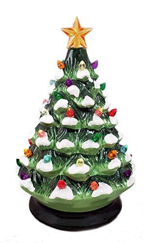 GI Musical Ceramic Christmas Tree 8