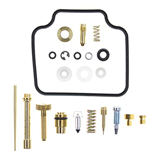 - Carbhub TTR225 Repair Kit for Yamaha TTR225 1999-2004 TT-R225, Yamaha XT225 1992-2000 XT 225 225cc Dirt Bike, Yamaha TTR225 Carburetor Rebuild Kit