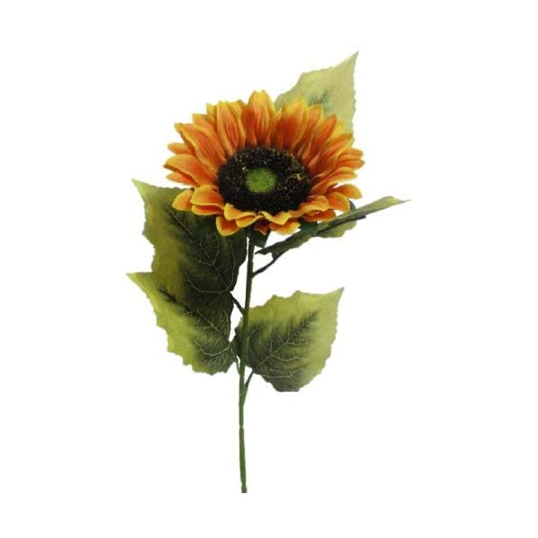 Lily-Garden-24-Silk-Sunflowers-Artificial-Flowers-Decor