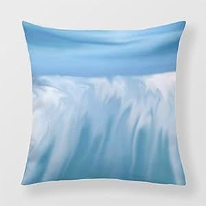 Refiring Throw Pillow Cushion Cover Arctic Canadian Artic Sofa Pillows 18 X 18
