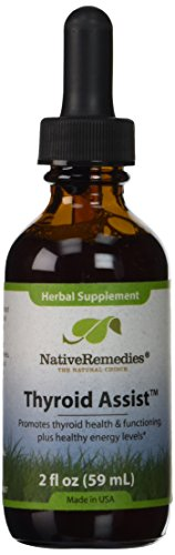 Native Remedies Thyroid Assist 2 oz (Assist Thyroid)
