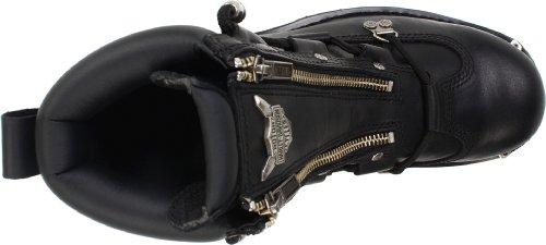 Davidson Boot Black Harley Brake Men's Light 1UvndR
