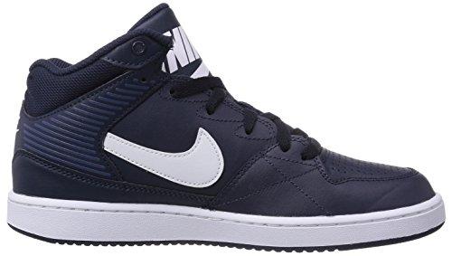 Nike 641893 001 - Zapatillas para hombre Negro / Blanco