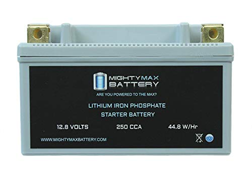 Mighty Max Battery YTX12A-BS Lithium Battery Replaces Honda