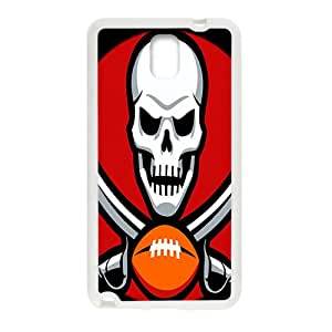 HGKDL NFL Tampa Bay Buccaneers Logo Phone Case for Samsung Galaxy Note3