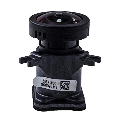 Cvivid Lenses 170 Degree Ultra Wide Angle Lens 12MP F/2.8 Replacement Action Camera Accessories Compatible with GoPro Hero 3+/Hero 4 Silver/Black Lens Repair