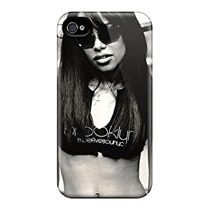 First Grade Phone Cases For Iphone 4/4s Cases Aaliyah Covering
