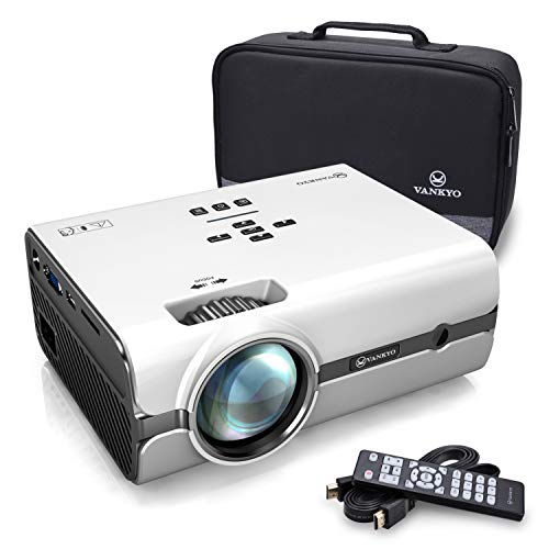 VANKYO Leisure 410 LED Projector with 2500...