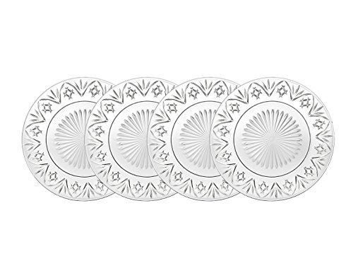Godinger Silver Art Dublin S4 7.5ö Salad Plates