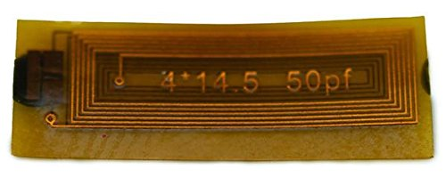 6 Micro NFC NTAG 215 Tags 15.6mm X 6mm - 504 Bytes   Compatible with All NFC-Capable Phones