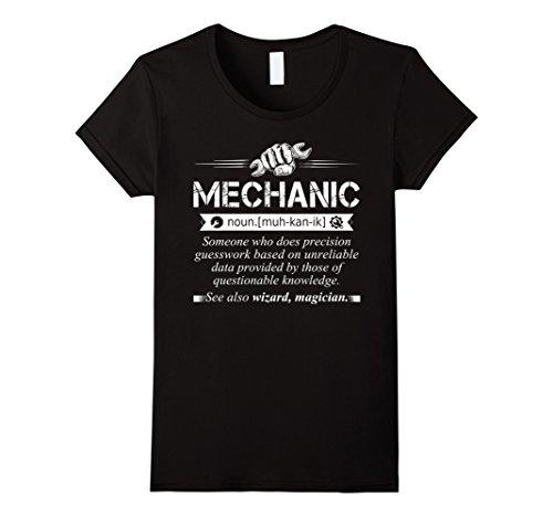 Women's Mechanic Noun T Shirt, I'm A Mechanic T Shirt XL ...