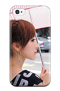 Shock-dirt Proof Women Taiwanese People Women Case Cover For Iphone 4/4s
