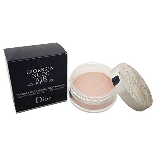 Christian Dior Diorskin Nude Air Loose Powder - # 012 Pink By Christian Dior for Women - 0.54 Oz Powder, 0.54 Oz Dior Natural Glow Face