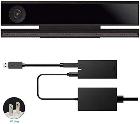 آداپتور برق سنسور Kinect 2.0 آداپتور USB 3.0 برای Xbox One S Xbox One X Windows PC پشتیبانی از سیستم Windows 8 / 8.1 / 10