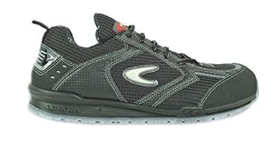 Cofra 78450-002 - Zapatos de seguridad S1P Petri corrientes de los zapatos atléticos, tamaño 47, negro