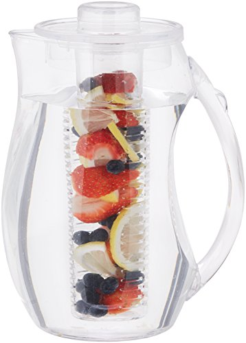 AmazonBasics 27021 Water Infusion Pitcher
