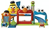 Fisher-Price Sesame Street Giggle 'N Go Garage