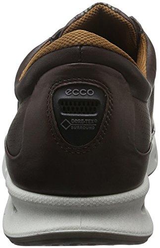 ECCO Cool, Scarpe da Ginnastica Basse Uomo Marrone (Mocha)