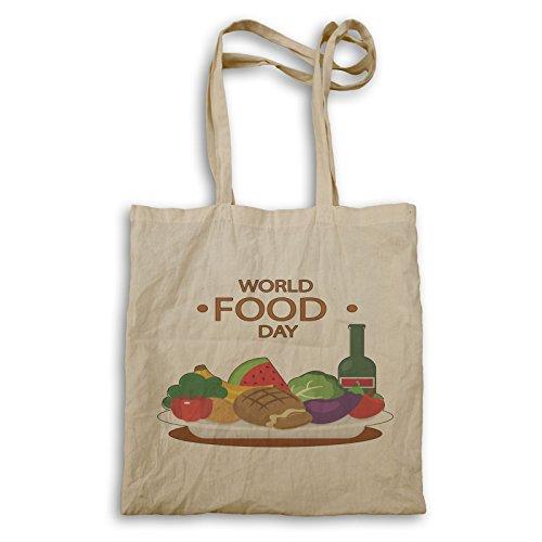 Welt Lebensmittel Tag Obst Tragetasche r254r