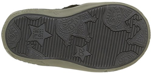 Noël Mini Amel - Zapatos de primeros pasos Bebé-Niños Negro - Noir (100 Noir)