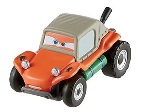 Cars 2 - Vehículos todoterreno Sandy Dunes (Mattel BDF64)