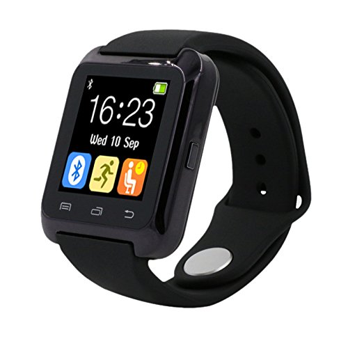 Amazon.com: HP95 Bluetooth Smart Watch,U80 Smart Wrist Watch ...