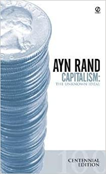 Book Ayn Rand: Capitalism : The Unknown Ideal (50th Anniversary Edition) (Mass Market); 1983 Edition