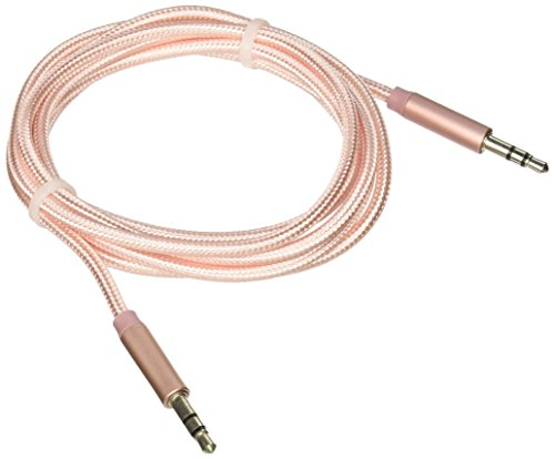 iHome Other Cable for Universal/Smartphones - ROSE GOLD by iHome