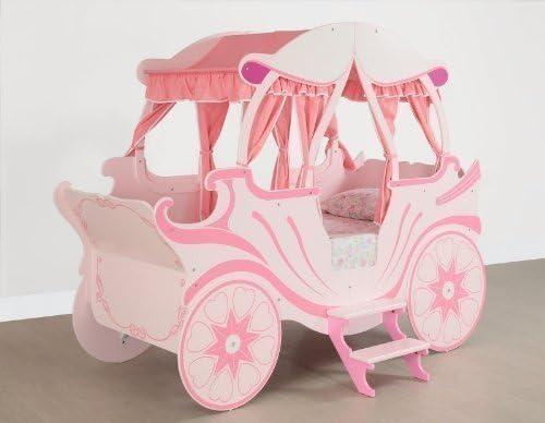 Lit Fille Princesse Carosse: Amazon.fr: Cuisine & Maison