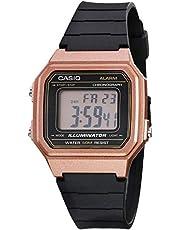 Casio Reloj Casio W-217HM-5AVCF Rosa for Unisex Adulto