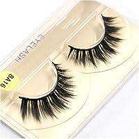 721b82b195c 50 Pairs/lot Wholesale Eyelashes Faux Mink Lashes Handmade False Eyelash 3D  Strip Mink Eyelashes. Loading Images.