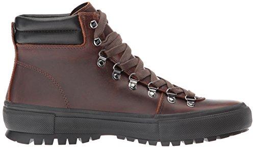 FRYE Men's Ryan Lug Hiker Ankle Bootie, Redwood, 8.5 D US by FRYE (Image #7)