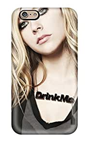 Iphone Case - Tpu Case Protective For Iphone 6- Avril Lavigne