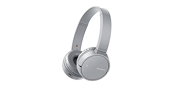 Sony mdr-zx220bt gris Bluetooth NFC auriculares mdrzx220bt: Amazon.es: Electrónica