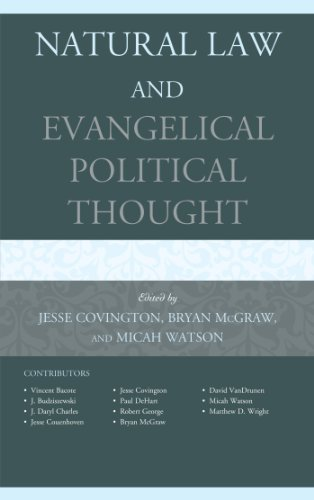 Download Natural Law and Evangelical Political Thought Pdf