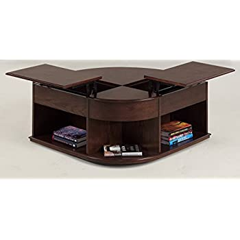 Amazoncom Progressive Furniture P Sebring Castered Double - Double lift top cocktail table