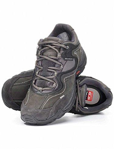SALOMON Elios 2 GTX W chaussure de randonnée - Femme (121397) asphalt-autob-alu