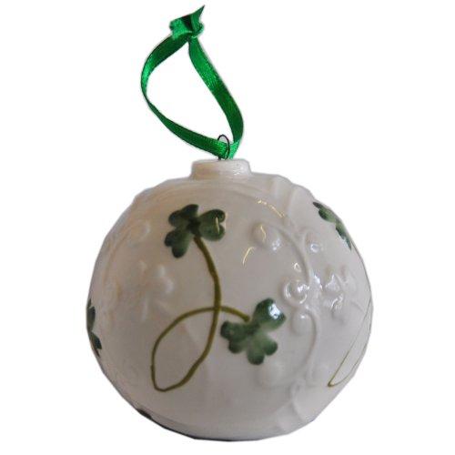 Irish China (Watervale Parian China Hanging Decoration - Bauble)