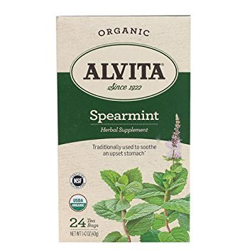 (Spearmint Tea 24 Bags - Pack Of)