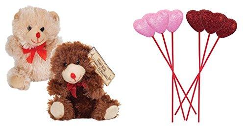 Super Cute Valentine's Day Chocolate-Scented Plush Sitting Bear 7