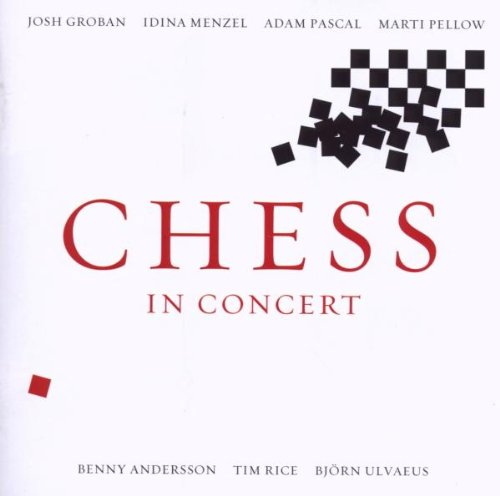 Price comparison product image Chess in Concert (2 CD)