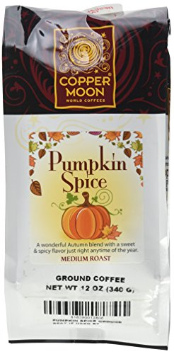 Copper Moon Ground Coffee Pumpkin product image