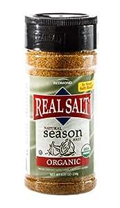 Real Salt Salt, Season, 8.25-Ounce