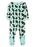 Leveret UPS Truck Baby Girls Boys Footed Pajamas