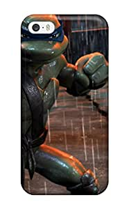 Durable Protector Case Cover With Teenage Mutant Ninja Turtles 15 Hot Design For Iphone 5/5s